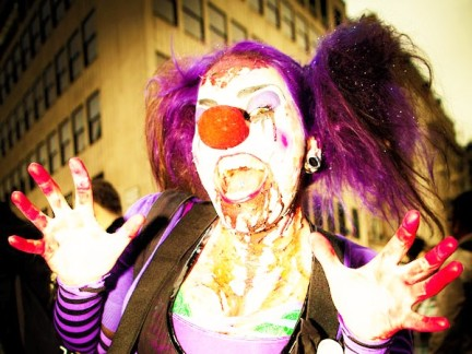 Bloodcurdling Clowns in the Hours of Darkness (Part I)